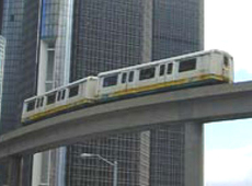 Detroit's People Mover