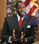 Ex-Detroit Mayor Kwame Kilpatrick