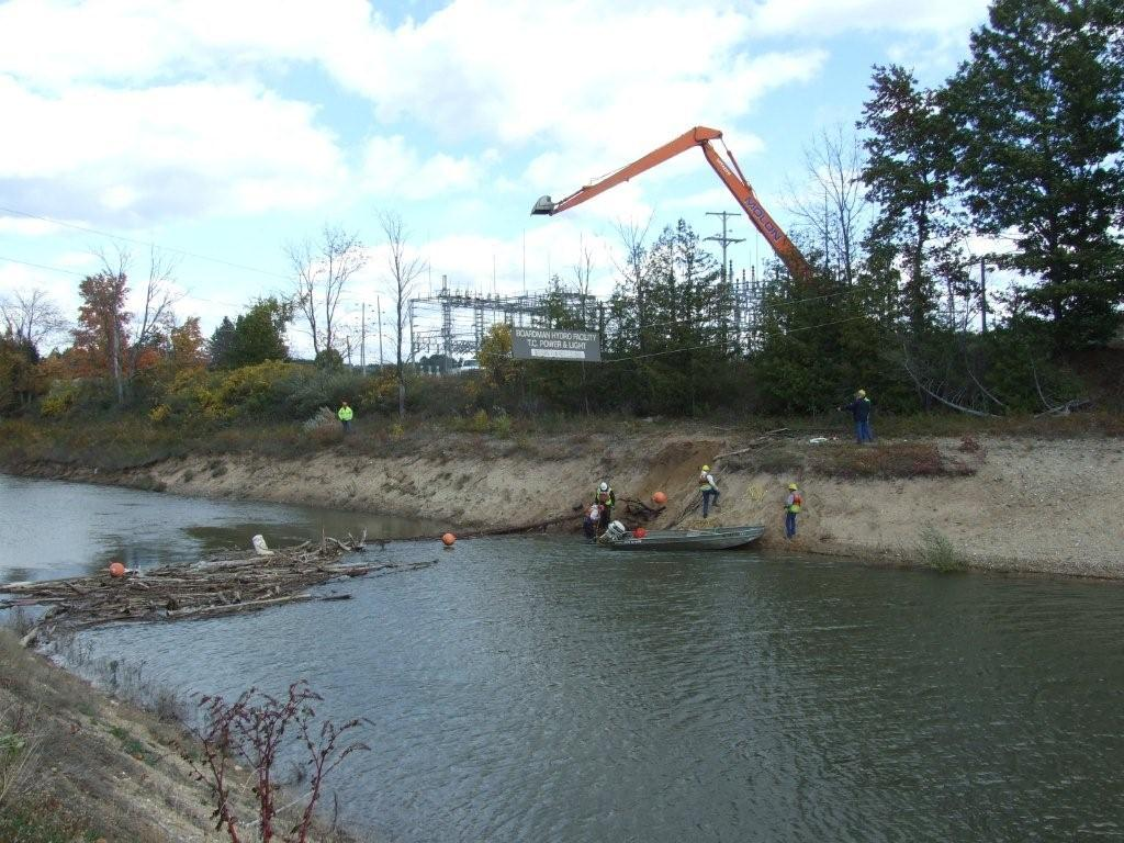 "Images from ""Dam Removal Mishap Raises More Questions, Concerns"""