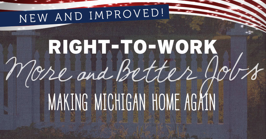 "Images from ""Facts On Right-to-Work In Michigan and How Workers Can Get Out Of Their Union"""