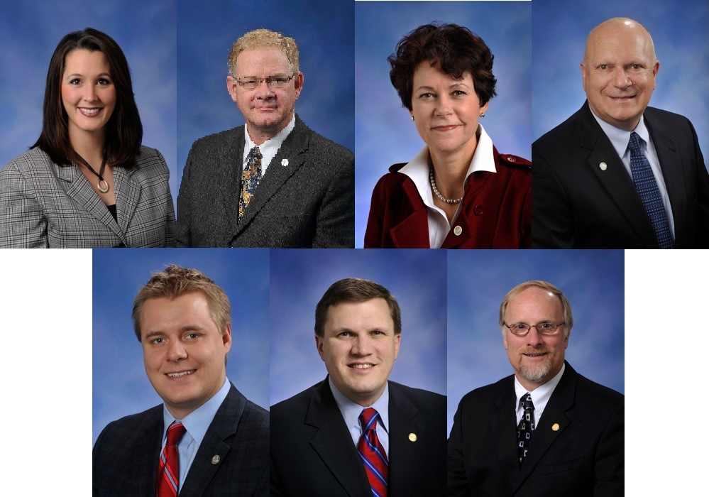 "Images from ""Final Seven House Republicans Who Backed Obamacare's Medicaid Expansion"""