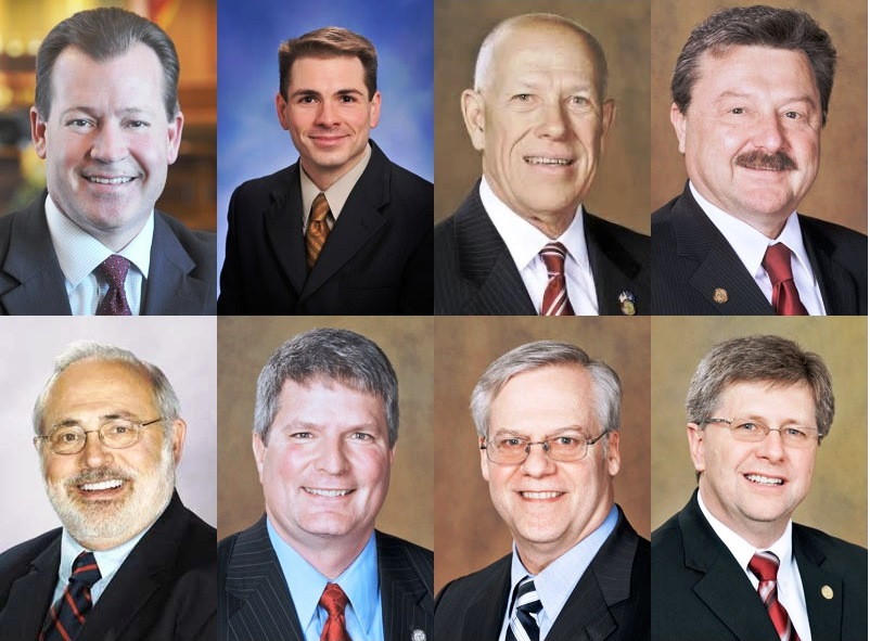 "Images from ""Eight Senate Republicans Join Democrats In Passing Obamacare Medicaid Expansion