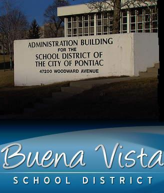 "Images from ""Union President Blames State, School Officials for Problems at Buena Vista, Pontiac Schools"""