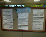 Bulletin board, House Republican Communications Office