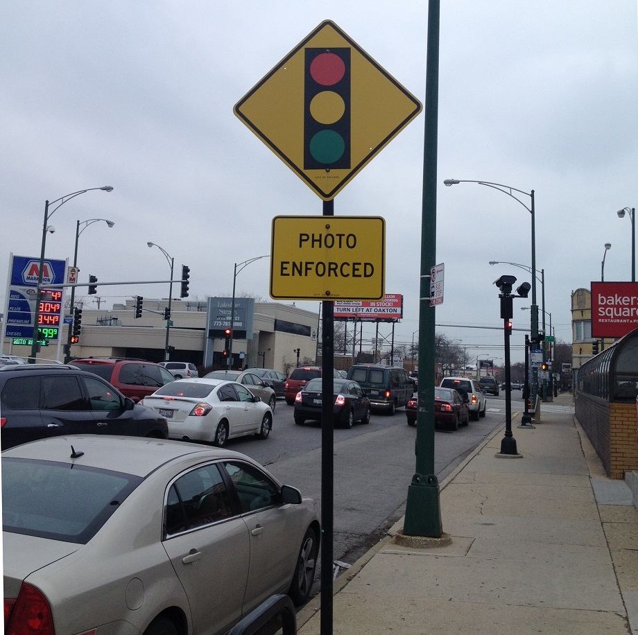 Michigan Moves to Ban Red Light Ticket Cameras – Michigan