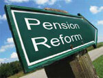 Pension reform graphic