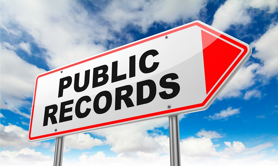 township denies it had landfill documents  county records