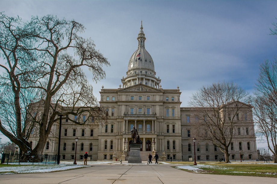 "Images from ""Michigan House Passes Bill Eliminating Forfeiture Bonding"""