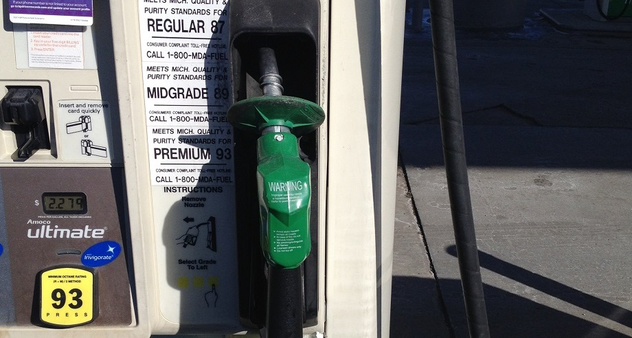 "Images from ""Fill 'er Up: Michigan Gas Tax Goes Up 7.3 Cents On Sunday"""