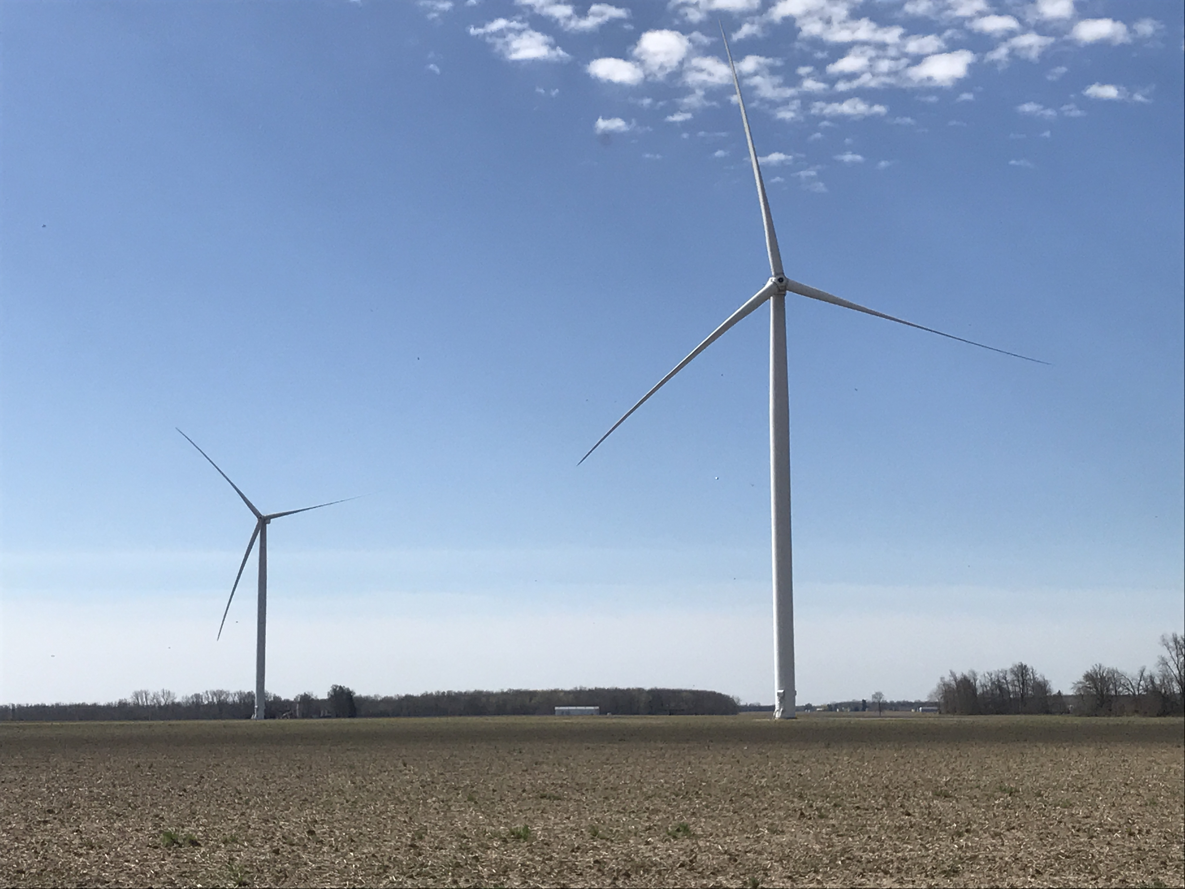 Dte Declines Participation In Township Wind Farm Debate