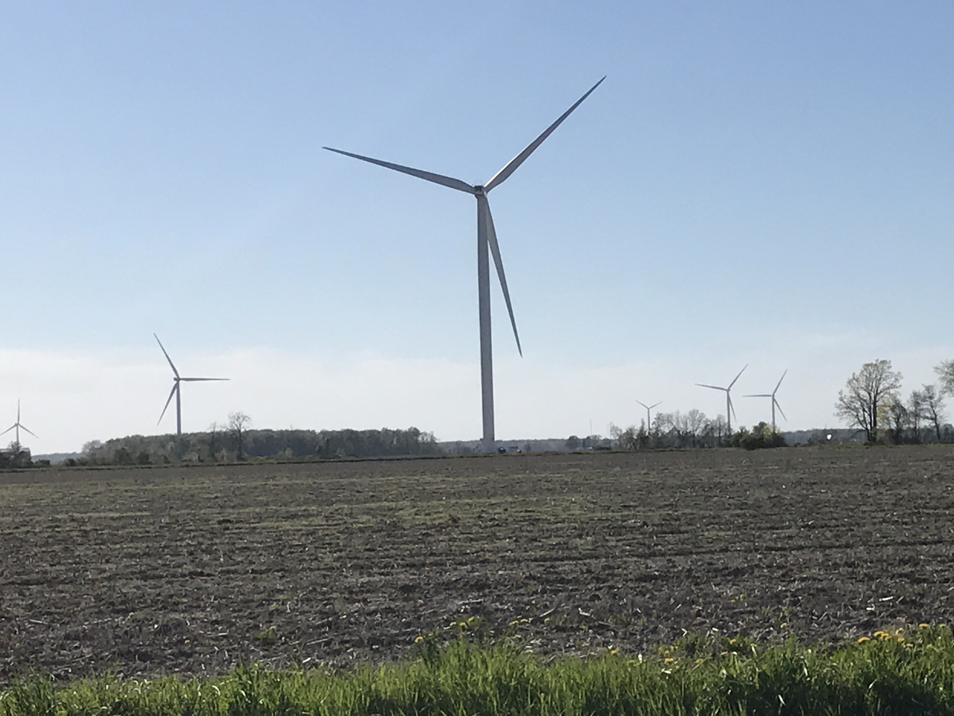 Isabella County Closer to Allowing 200 or More Wind Turbines
