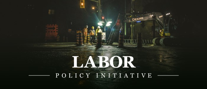 Labor Policy Initiative