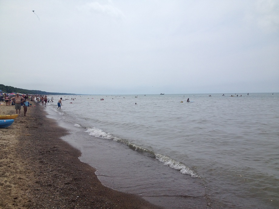 "Images from ""A Swimming Pool's Worth of Parking Lot Runoff Not 'Vital' To Great Lakes"""