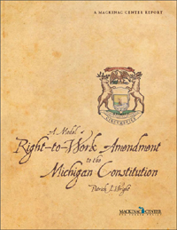 Right-to-Work Amendment cover