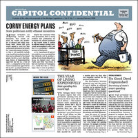 Capitol Confidential Vol. 2, No. 1
