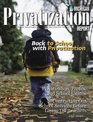 Privatization: Back to School with Privatization